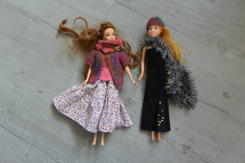 Vêtements Barbie (3)