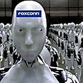 Plus besoin d'ouvriers : foxconn déploie 10 000 robots sur les chaînes de montage de l'iphone 6