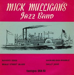 Mick Mulligan's Jazz Band - 1956 - Mick Mulligan's Jazz Band (Tempo)