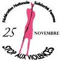 Contre les violences....