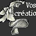 Vos Créations
