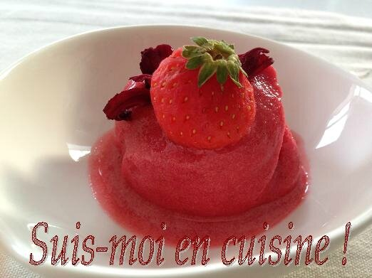 Glace Hibiscus Fraise 19
