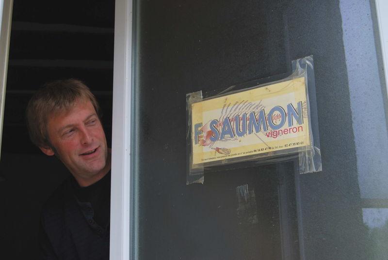 Frantz Saumon : l'élevage au naturel (Montlouis)