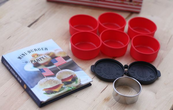 kit mini burger party larousse blog chez requia cuisine et confidences