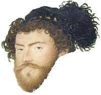 toque anglaise de 1574