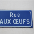 Noms de rue