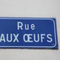 Noms de rue