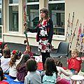 Soirée CONTES à l'école de Caudrot 9 mai 2014