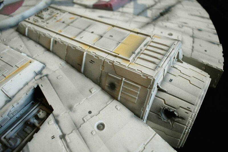 Millennium Falcon 49