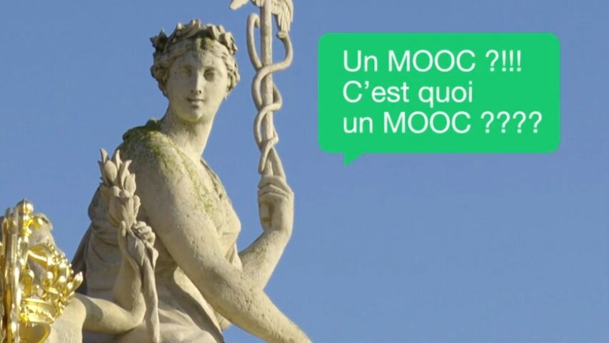 """MOOC """"Louis XIV à Versailles"""" c'est quoi?"""