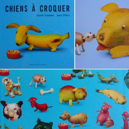chiens a croquer