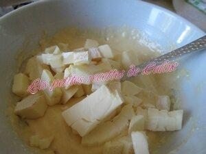 Mug cake Reblochon-Lardons15