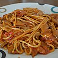 All in pot pasta à la provençale