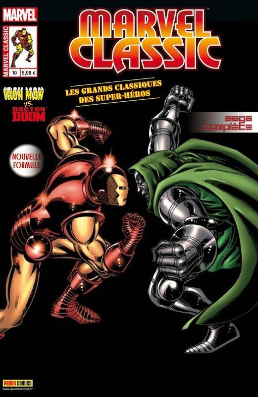 marvel classic 10 iron man