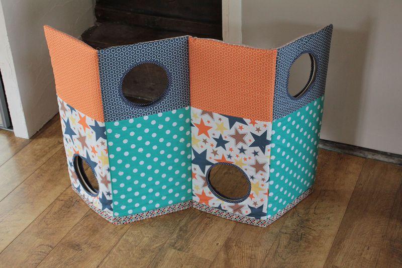 mini paravent le blog des fans de cr enfantin. Black Bedroom Furniture Sets. Home Design Ideas