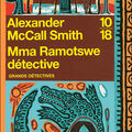 Enquêtes africaines - alexander mccallsmith