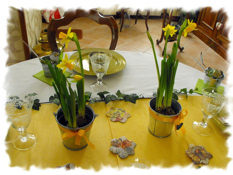 Table narcisses 008