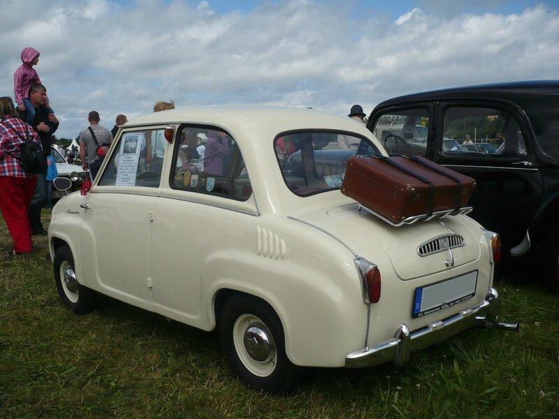 GLAS Goggomobil TS250 berline 1961 Eutingen (2)