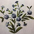 Bleuets en beauvais