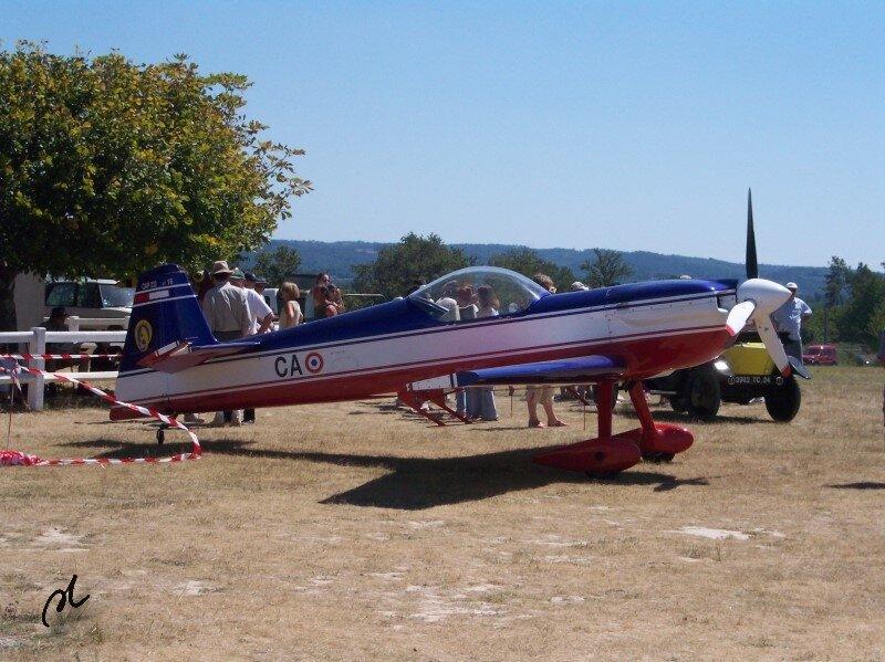 Mudry CAP 232 - Photo de Meeting aérien Belvès 2005 ...