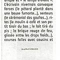 Orties Yonne magazine
