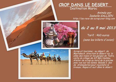 CROP DESERT