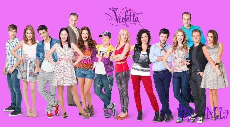 Violetta la s rie que tout le monde aime le coin des - Jeux de fille de violetta ...