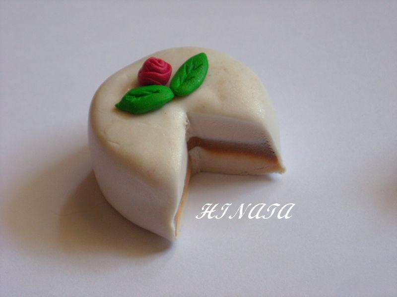 Fimo: tutorial gateau anniversaire, mariage en pâte fimo - Toutes mes ...