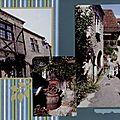 16 - Dans les rues du village