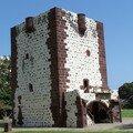 La Gomera-torre del Conde au soleil