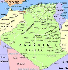 carte_algerie
