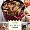 Macarons d'amiens & mon nouveau livre : recettes ch'tis