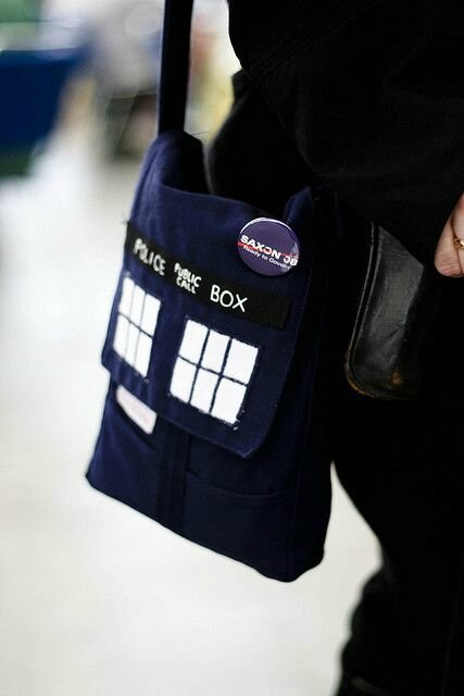 épingle pinterest sac tardis