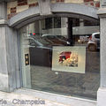 Exposition : galerie champaka ' premier vernissage - yslaire en photos