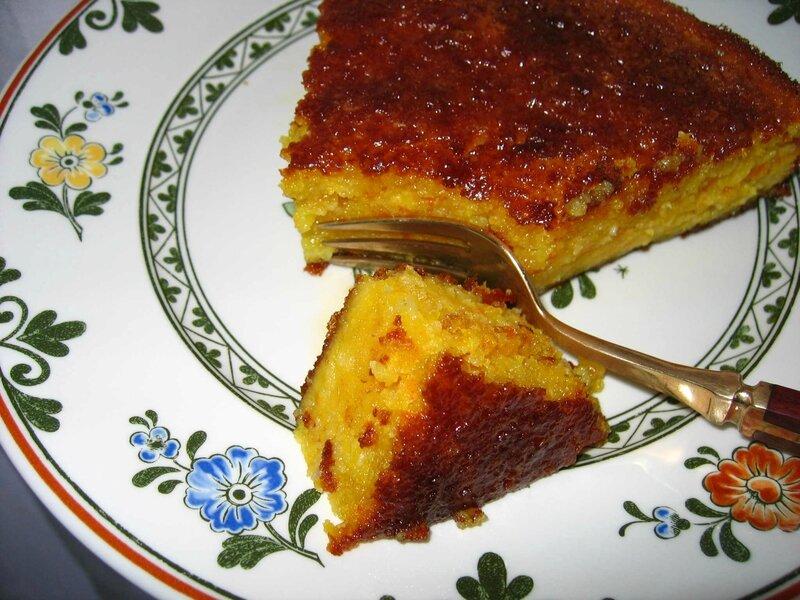 cake oranges amandes 2