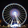 La grande roue... mais pas que...