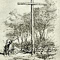 6 août 1911, la fête de la croix de charette à la chabotterie