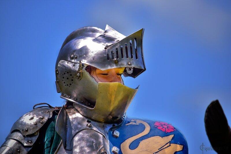 Femmes-chevaliers au Moyen Âge Chevalerie Initiatique - tournois dû à la plume de René d'Anjou (2)