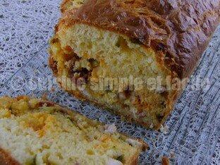 cake poivron chorizo poulet 05