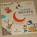 Livre-cd : les petits secrets