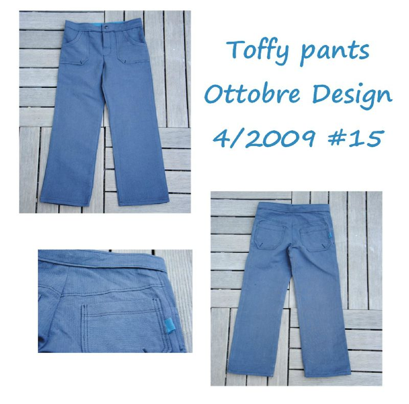 Toffy Pants
