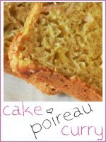 cake poireau - curry - index