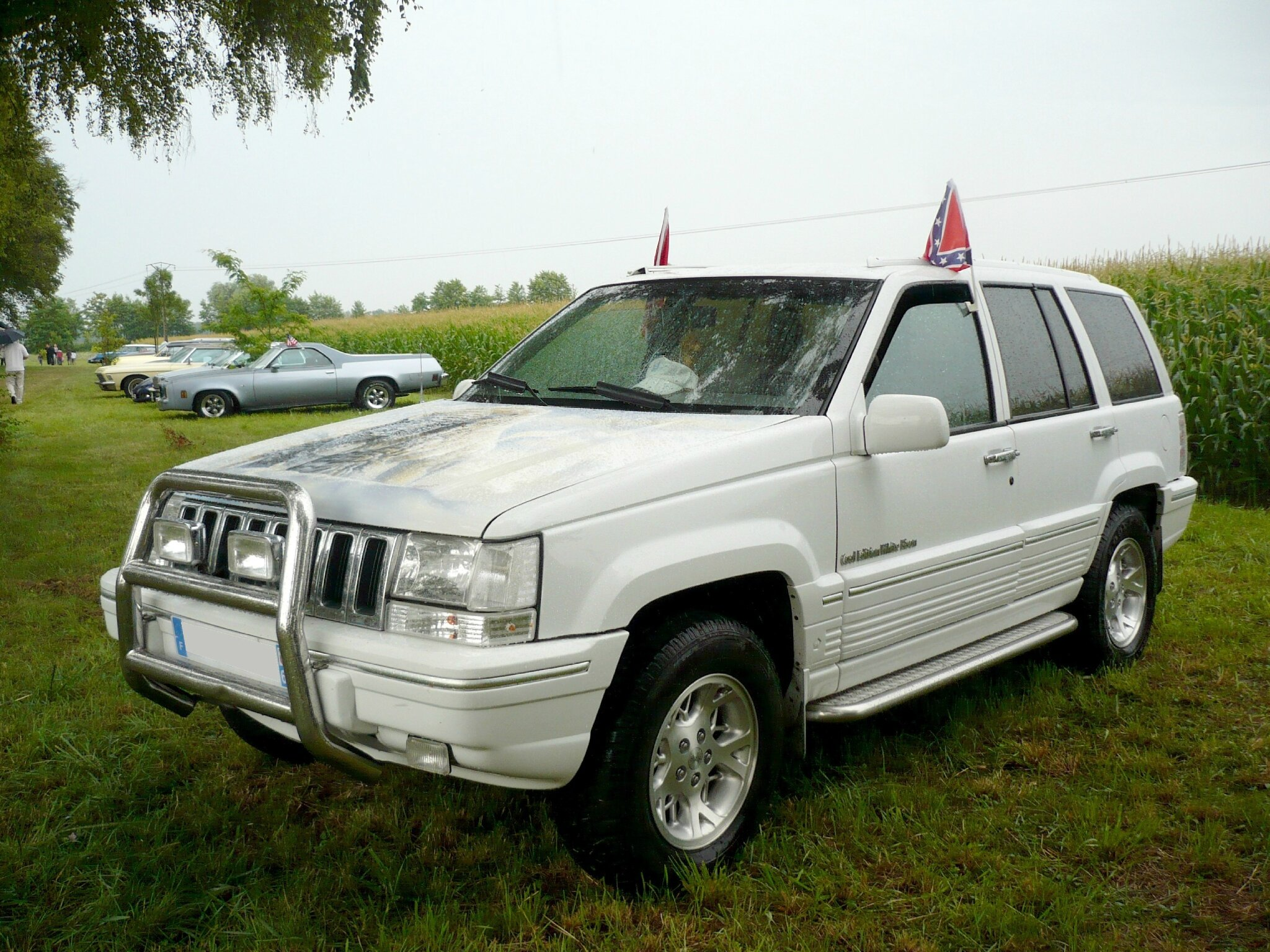 JEEP Grand Cherokee ZJ Cool Edition White Bison Ohnenheim (1)