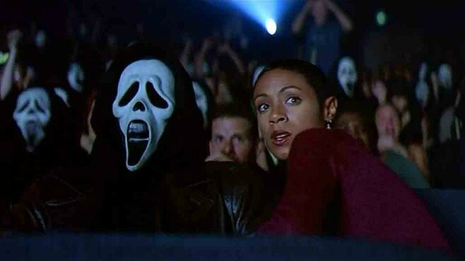 Scream 2 (photo)