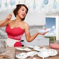 Le bar  crales de Rachel Khoo et M6 : Muesli, granola et barres de crales maison.