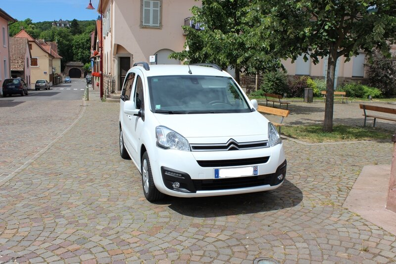 Berlingo collaborateur Citroen