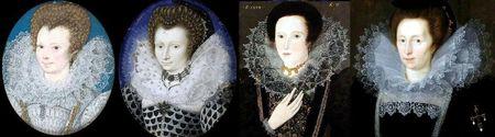 Angleterre - années 1590