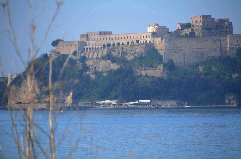 chateau aragonais de Baia