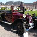 DETRA type 14-4 cabriolet 1928 Schwetzingen (1)