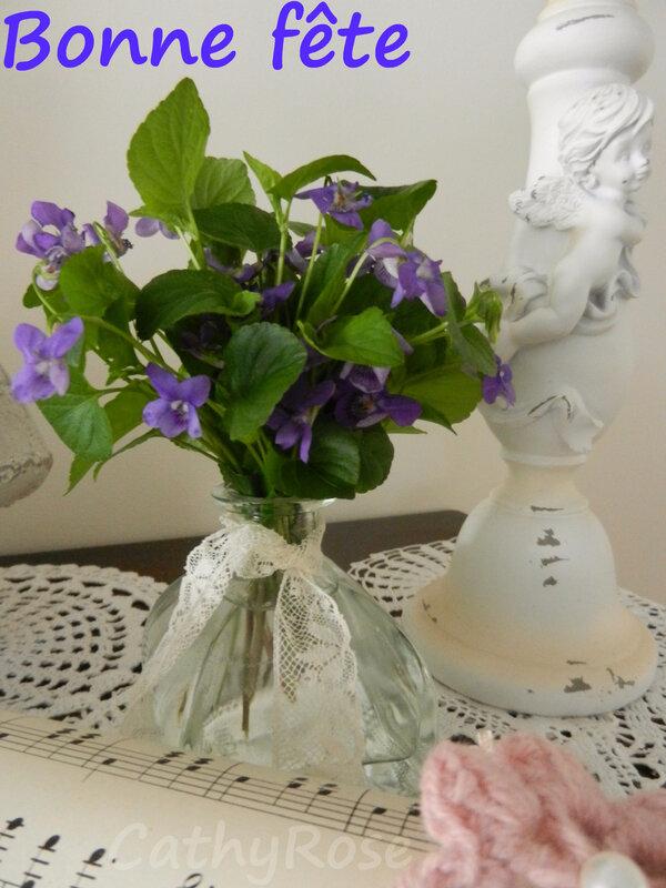 violettes 17 avril 2014
